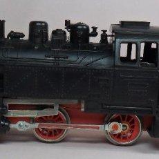 Trenes Escala: PIKO H0 - LOCOMOTORA DE VAPOR. Lote 86972216