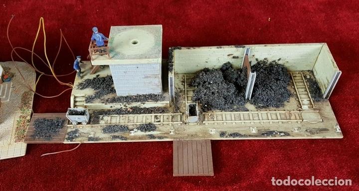 Trenes Escala: CONJUNTO DE CONSTRUCCIONES PARA MAQUETA FERROVIARIA. AÑOS 70/80. - Foto 27 - 88778172