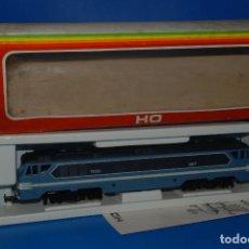 Trenes Escala: LOCOMOTORA NUEVA MEHANOTEHNIKA IZOLA MODELO SNCF 70000 EN CAJA DESCONOZCO SI FUNCIONA. Lote 95498076