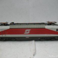 Trenes Escala: TRIX - LOCOMOTORA ELÉCTRICA 1012 002-0 CORRIENTE CONTINUA - ESCALA H0. Lote 95522659
