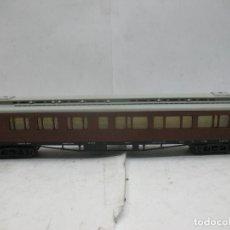 Trenes Escala: LILIPUT - COCHE DE PASAJEROS 267 SCHLAFWAGEN MITROPA - ESCALA H0. Lote 95523899