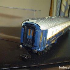 Trenes Escala: RMA H0. VAGÓN CÍA. INTERNACIONAL DE WAGONS-LITS.. Lote 96967239