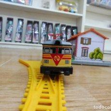 Trenes Escala: PEQUETREN TREN VIAJEROS ESTACIÓN Y TÚNEL REFERENCIA 516 CON CAJA. Lote 99676323