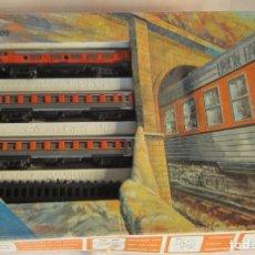 Trenes Escala: TREN AMERICANO VALTOY, REF 752, EN CAJA. CC. Lote 100279975