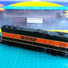 Trenes Escala: LOCOMOTORA ATHEARN RTR GP60B BNSF #333 ESCALA HO (DCC READY). Lote 100285255