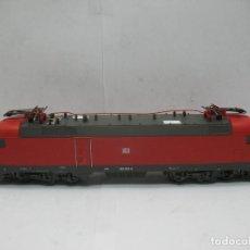 Trenes Escala: PIKO - LOCOMOTORA ELÉCTRICA DE LA DB 182 001-8 CORRIENTE CONTINUA - ESCALA H0. Lote 100740127
