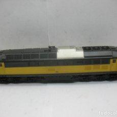 Trenes Escala: LOCOMOTORA DIESEL 1606 CORRIENTE CONTINUA - ESCALA H0. Lote 100987275