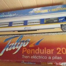 Trenes Escala: PEQUETREN: REF. 975 - TREN TALGO PENDULAR 200 . Lote 101322331