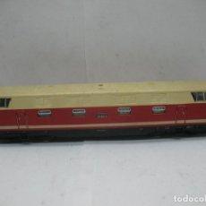 Trenes Escala: GUIZOLD - LOCOMOTORA DIESEL 118 059-5 CORRIENTE CONTINUA - ESCALA H0. Lote 101525103