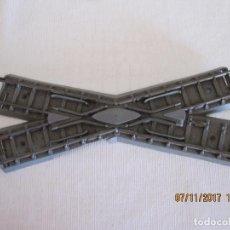 Trenes Escala: ANTIGUO CRUCE DE VIAS DE TREN TRIANG . Lote 102725183