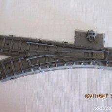 Trenes Escala: ANTIGUO CAMBIO DE VIA A IZQUIERDA TRIANG . Lote 102726627