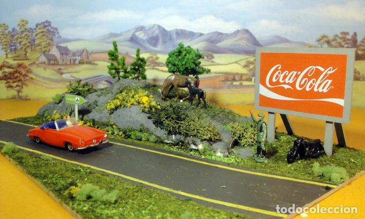 Trenes Escala: Diorama carretera - Foto 3 - 102749651