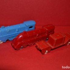 Trenes Escala: BONUX LOTE TRENES AÑOS 60. Lote 103225175