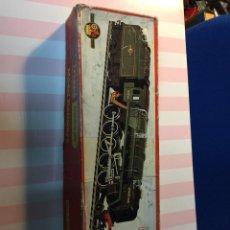 Trenes Escala: CAJA LOCOMOTORA TRI-ANG HORNBY EVENING STAR BR 2.10.0. Lote 103673323