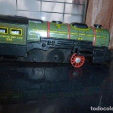 Trenes Escala: MAQUINA DE TREN COMO SE VE. Lote 104345435