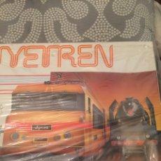 Trenes Escala: TREN ELÉCTRICO A PILAS JYETREN JYESA NUEVO,IBERTREN,PAYA,RICO,EGE,. Lote 104744823