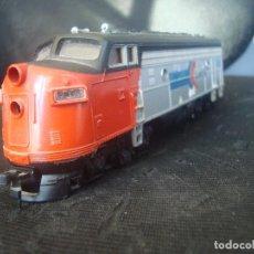Trenes Escala: LOCOMOTORA BACHMANN AMTRAK 505. Lote 104870007