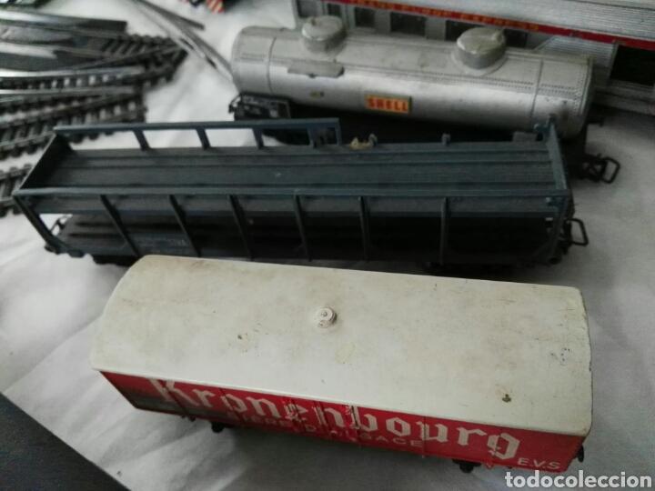 Trenes Escala: Gran lote despiece trenes vias vagones Jouef - Foto 6 - 104956764