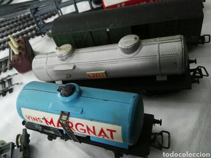Trenes Escala: Gran lote despiece trenes vias vagones Jouef - Foto 7 - 104956764