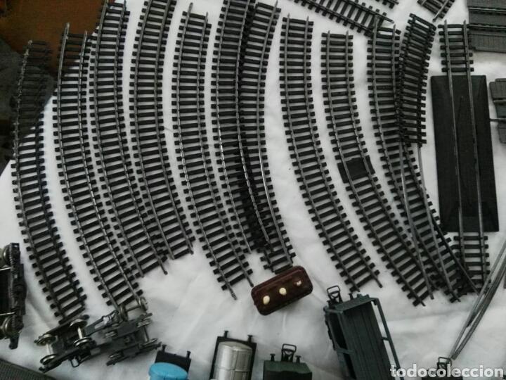 Trenes Escala: Gran lote despiece trenes vias vagones Jouef - Foto 9 - 104956764
