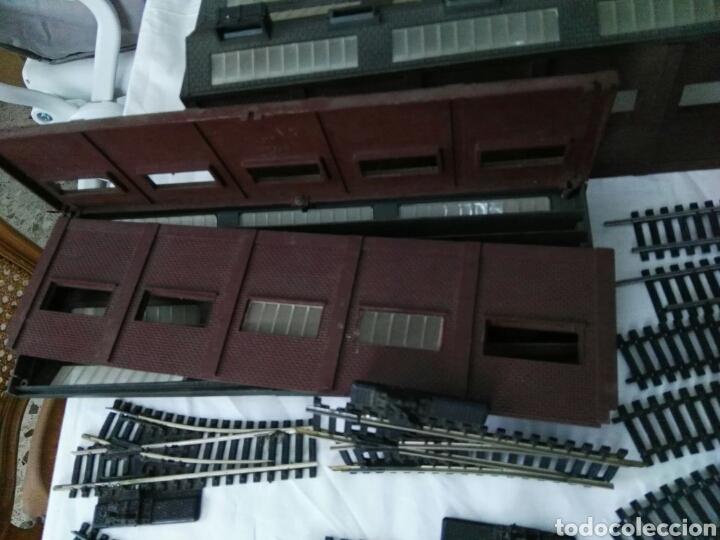 Trenes Escala: Gran lote despiece trenes vias vagones Jouef - Foto 15 - 104956764