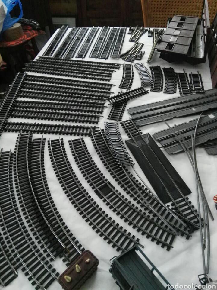 Trenes Escala: Gran lote despiece trenes vias vagones Jouef - Foto 19 - 104956764