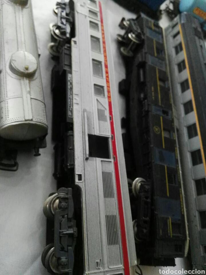 Trenes Escala: Gran lote despiece trenes vias vagones Jouef - Foto 21 - 104956764