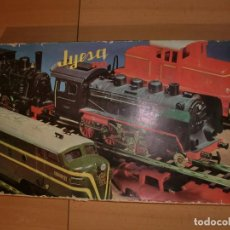 Trenes Escala: CAJA JYESA H,O. Lote 105325171