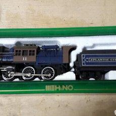 Trenes Escala: LOCOMOTORA HO VAPOR MEHANO 26452. Lote 105895580