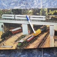 Trenes Escala: CAJA TREN JYESA H0. Lote 90611545