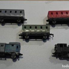 Trenes Escala: MAJORETTE RAIL ROUTE FRANCIA 1/143. Lote 106563059