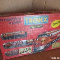 Trenes Escala: IBERTREN MODELO A PILAS TRENEX 5021. Lote 107108987