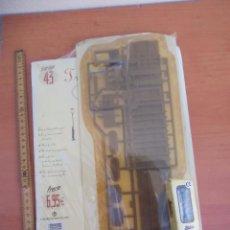 Trenes Escala: PIEZAS PARA MAQUETA,.H0 HO TREN ELECTRICO CLUB INTERNACIONAL DEL LIBRO. 43. Lote 107226759