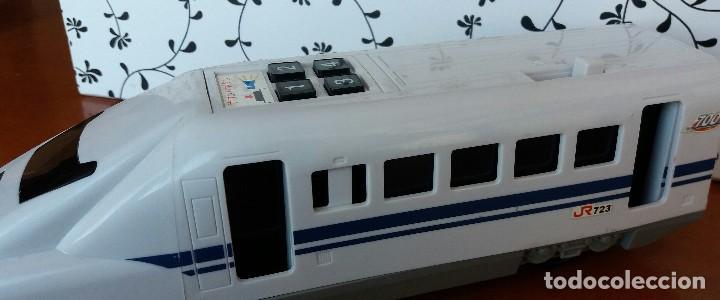 Trenes Escala: F-251- LOCOMOTORA TREN BALA JAPONÉS SHINKANSEN SERIE 700 -1999. IMPORTADO JAPÓN. - Foto 5 - 107315287