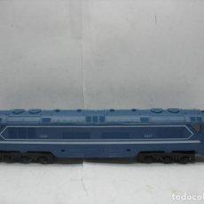 Trenes Escala: MEHANO - LOCOMOTORA DIESEL DE LA SNCF 70000 CORRIENTE CONTINUA - ESCALA H0. Lote 107437551