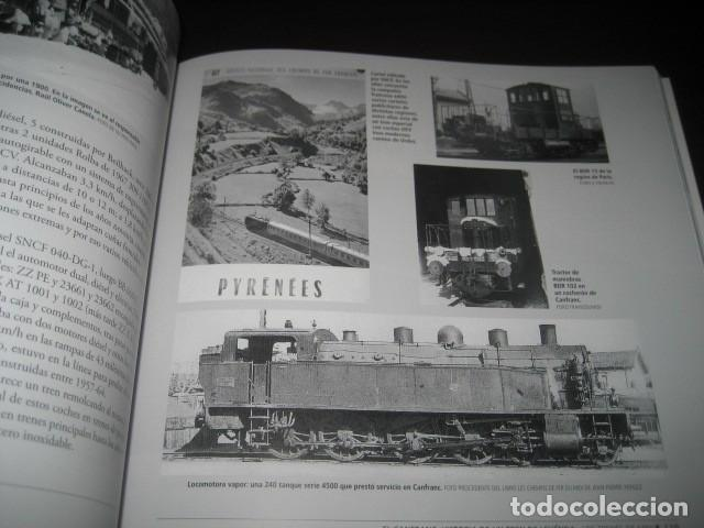 Trenes Escala: LIBRO EL CANFRANC HISTORIA DE UN TREN DE LEYENDA. TRENES FERROCARRIL. POR ALFONSO MARCO - Foto 6 - 203837973