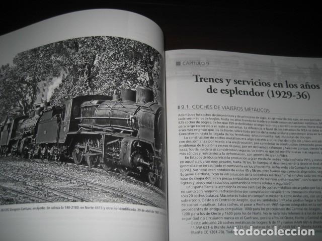 Trenes Escala: LIBRO EL CANFRANC HISTORIA DE UN TREN DE LEYENDA. TRENES FERROCARRIL. POR ALFONSO MARCO - Foto 7 - 203837973