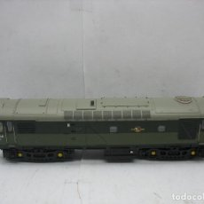 Trenes Escala: BACHMANN - LOCOMOTORA DIESEL D7646 CORRIENTE CONTINUA - ESCALA H0. Lote 107509767