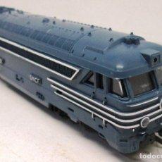 Trenes Escala: JOUEF, LOCOMOTORA DIESEL SNCF 67001, ESCALA H0. Lote 107711799