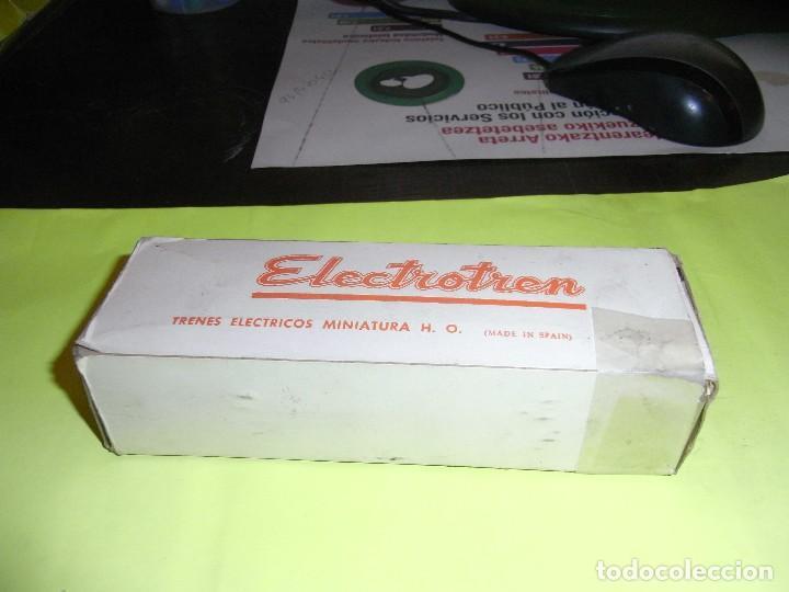ELECTROTEN ,TRENES ELECTRICOS MINIATURA H O (Juguetes - Trenes - Varios)