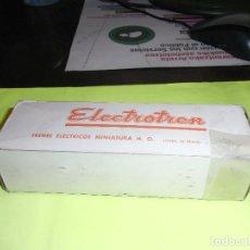 Trenes Escala: ELECTROTEN ,TRENES ELECTRICOS MINIATURA H O. Lote 107812195