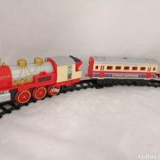 Trenes Escala: TREN UNION EXPRESS A PILAS. Lote 109184752