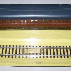 Trenes Escala: CARCASA DE VAGÓN DE VIAJEROS. ESCALA HO H0. ELECTROTREN O IBERTREN. SALVAT.. Lote 109501787
