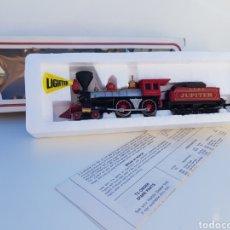Trenes Escala: BACHMANN H0 CPRR JUPITER 4-4-0 CON LUZ. Lote 109544344