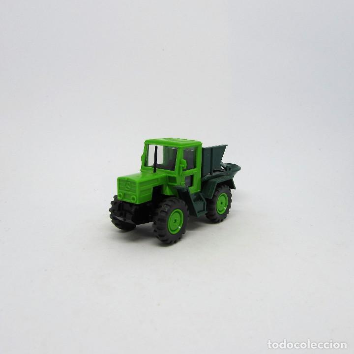 Trenes Escala: Wiking 16385 Mercedes Benz Tractor 700 Escala 1/87 H0 (1026) - Foto 2 - 110639999