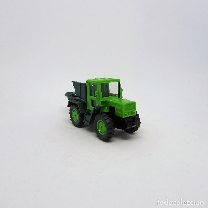 Trenes Escala: Wiking 16385 Mercedes Benz Tractor 700 Escala 1/87 H0 (1026) - Foto 3 - 110639999