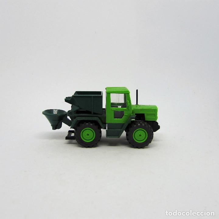 Trenes Escala: Wiking 16385 Mercedes Benz Tractor 700 Escala 1/87 H0 (1026) - Foto 4 - 110639999