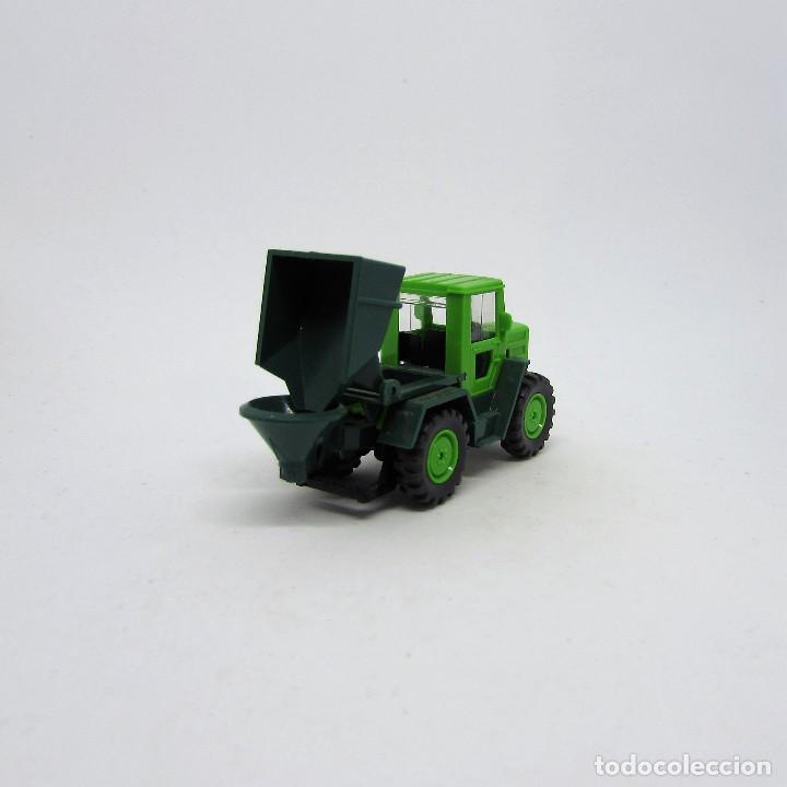 Trenes Escala: Wiking 16385 Mercedes Benz Tractor 700 Escala 1/87 H0 (1026) - Foto 5 - 110639999