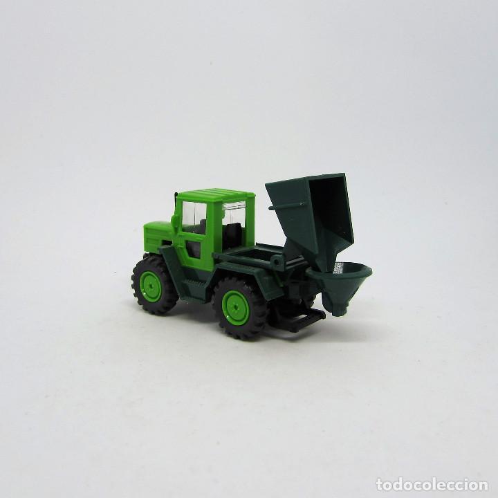 Trenes Escala: Wiking 16385 Mercedes Benz Tractor 700 Escala 1/87 H0 (1026) - Foto 6 - 110639999