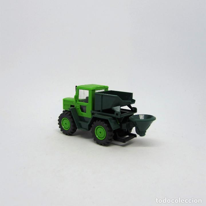 Trenes Escala: Wiking 16385 Mercedes Benz Tractor 700 Escala 1/87 H0 (1026) - Foto 7 - 110639999